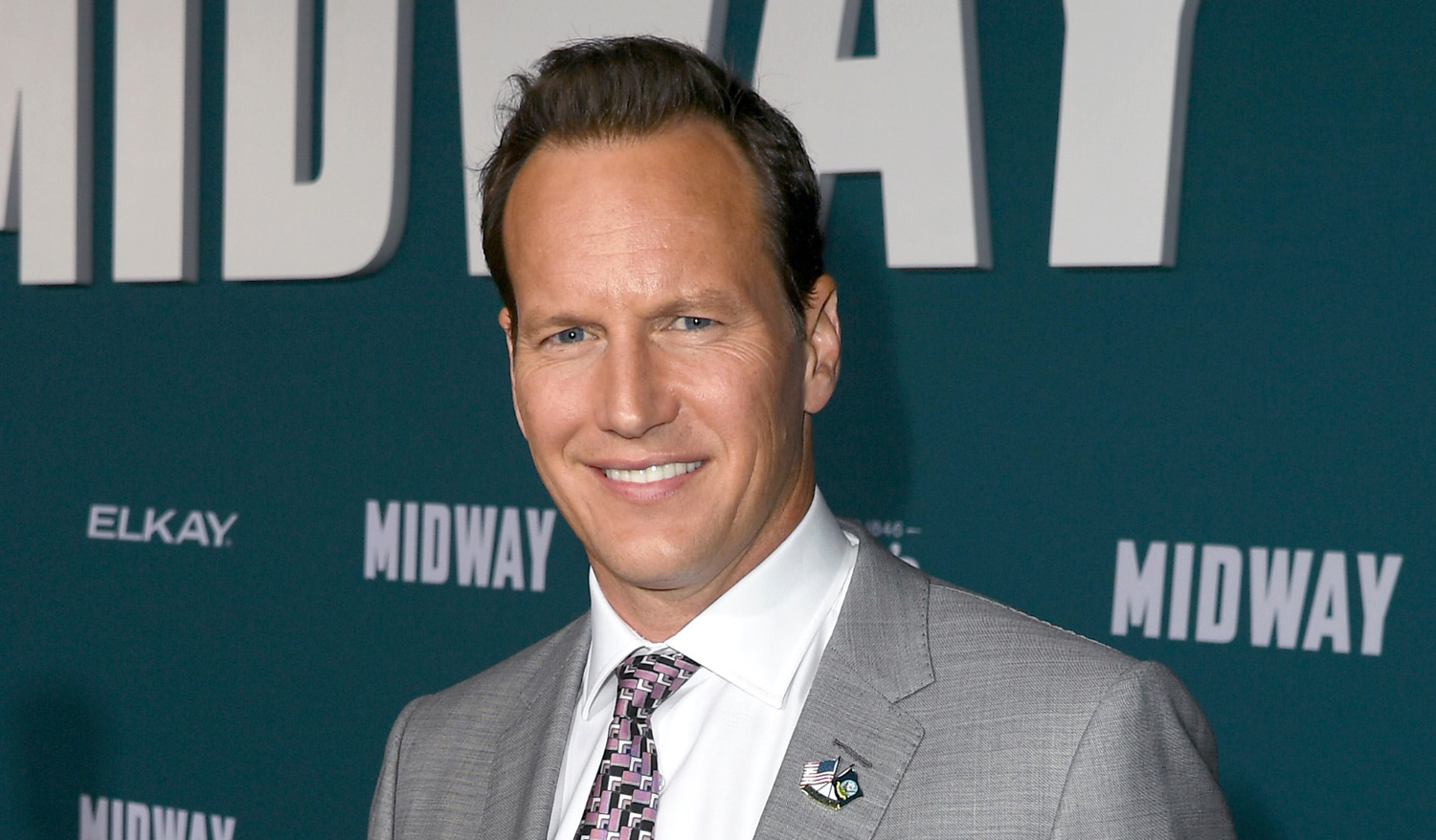 Patrick Wilson Welcomes a New Puppy to the Family Just in ...