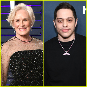 Pete Davidson Told Glenn Close He Thought She Was British During Their Actors on Actors Interview