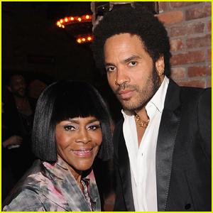 Lenny Kravitz Remembers Late Godmother Cicely Tyson in Heartfelt Message