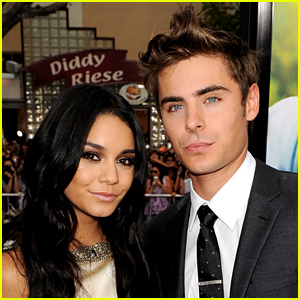 Vanessa Hudgens Posted About Her Ex Zac Efron...Find Out Why!