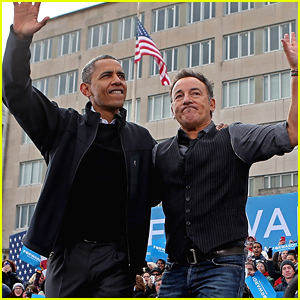 Barack Obama & Bruce Springsteen Launch 'Renegades' Podcast Together on Spotify