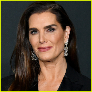Brooke Shields is Learning How to Walk Again After Breaking Her Femur