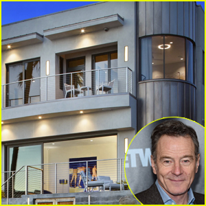 Bryan Cranston Is Selling His Eco-Friendly Beach Home!