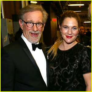 Drew Barrymore & Steven Spielberg Had A Funny Gift Exchange After She Posed For Playboy