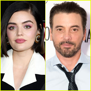 See the Flirty Comment That Skeet Ulrich Left on Lucy Hale's Instagram