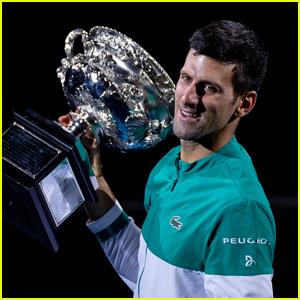Novak Djokovic Is victorious Australian Open Final 2021
