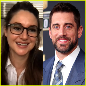 Shailene Woodley Confirms She's Engaged to Aaron Rodgers, Reveals Details We Didn't Know Yet