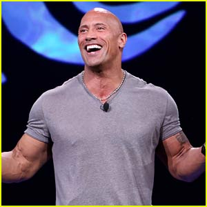 Dwayne Johnson Bares a Little Booty While Recovering from Injuries