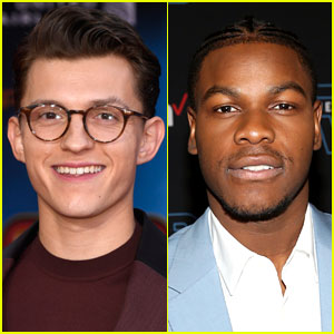 Tom Holland Auditioned for John Boyega's 'Star Wars' Role & It Didn't Go Well!
