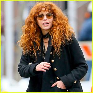 Natasha Lyonne Gets to Work Filming 'Russian Doll' Season Two in  NYC