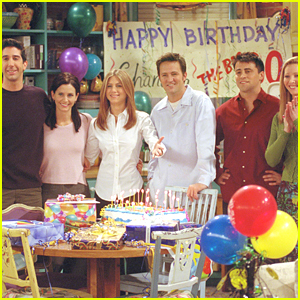 David Schwimmer Provides New Update on 'Friends' Reunion Special