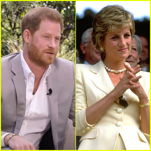 Prince Harry Reveals His Late Mom, Princess Diana, Influenced His Royal Exit