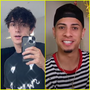 TikTok's Bryce Hall to Fight YouTube's Austin McBroom in a Boxing Match This June