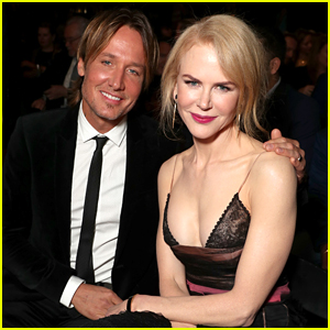 Keith Urban Says Nicole Kidman Loves Playing Lucille Ball in New Biopic
