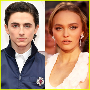 There's a Big New Story About Lily-Rose Depp & Timothee Chalamet