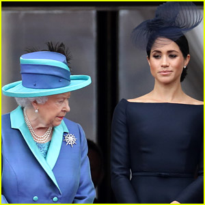 See How Queen Elizabeth Feels About Meghan Markle Being Unable to Attend Prince Philip's Funeral
