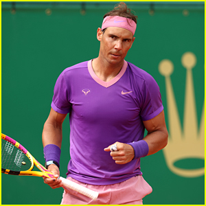 Rafael Nadal's Tight Pink Shorts Are Getting Him So Much Attention!