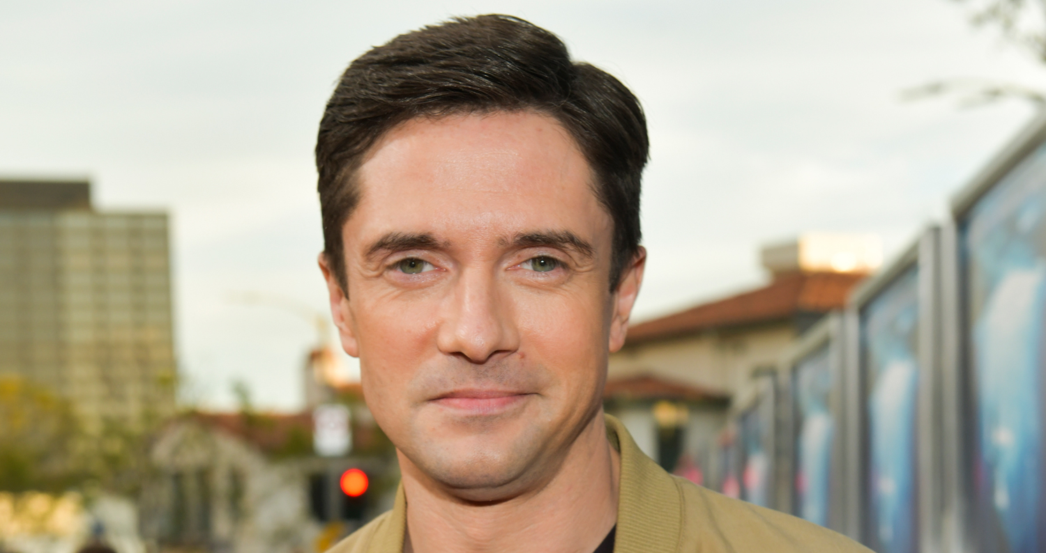 Topher Grace Once Made A Moviegoer Cry Find Out What Happened Usnewsmail