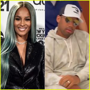 Ciara Records Hilarious Video of Russell Wilson After His Wisdom Teeth Surgery - Watch Here!