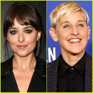 Dakota Johnson Is Trending After Ellen DeGeneres' Announcement, Fans Make Their Infamous Interview Viral Again