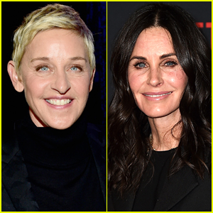 Ellen DeGeneres Is Currently Living with Courteney Cox - Here's Why