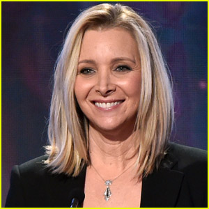 Lisa Kudrow Says She's 'Happy Proud' as Son Julian Graduates College!
