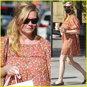 Kirsten Dunst Goes Shopping with Her Mom After Welcoming Second Child!