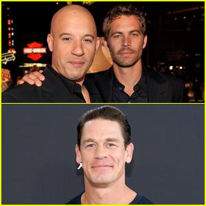Vin Diesel Says Paul Walker 'Sent' John Cena to Play His Brother in 'F9'