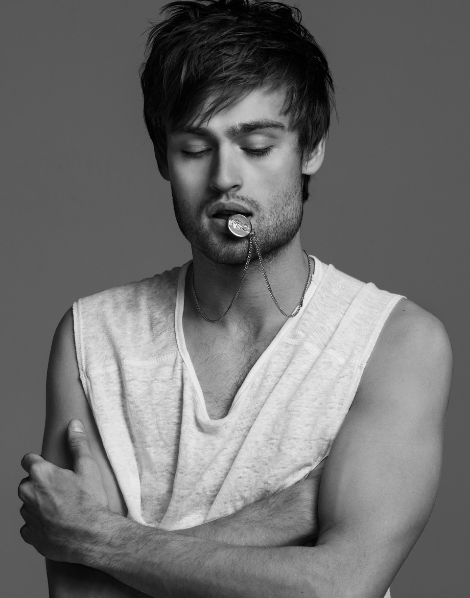 Just Jared Spotlight | Douglas Booth