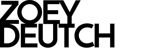 Zoey Deutch